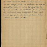 Diary of Gotholds Apsitis-the medical orderly of the 6th Tukums Latvian Rifleman Regiment. May 1916-1919, page 166