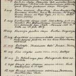 Starptautisko notikumu hronoloģiski pieraksti. 1914-1927.