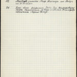 Starptautisko notikumu hronoloģiski pieraksti. 1914-1927., item 49