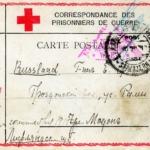 RIX06_008 Jānis Fārts (1893-1948) Pirmā pasaules kara laikā