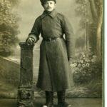 Jānis Fārts Petrogradā 1918.gadā