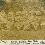 Eine Photographie aus Cheppy, Dezember 1914