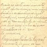 Însemnările de pe front ale lui Ilea Andronic