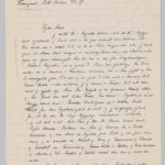 Sigrid Undsets letters from 1914-1918, item 39