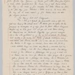 Sigrid Undsets letters from 1914-1918, item 40