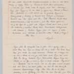 Sigrid Undsets letters from 1914-1918, item 42