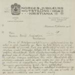 Roald Amundsen's letters from 1914-1918