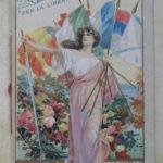 1917 Italian Perfume Calendar, item 1