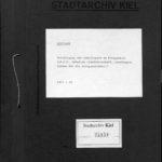 Kiel Schulamt, Beteiligung der Schuljugend an kriegswirtschaftlichen Arbeiten (Landwirtschaft, Sammlungen, Werben für die Kriegsanleihen), 1917-1919