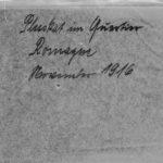 Josef Kister, Bilder von der Front, item 18