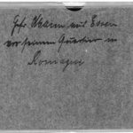 Josef Kister, Bilder von der Front, item 24