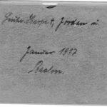 Josef Kister, Bilder von der Front, item 28
