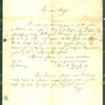 09.08.1919, Letter from Dragi Rajičić
