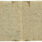 1 Num 1019 - Journal de Ormand Seauve., item 2