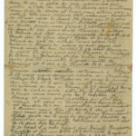 1 Num 1019 - Journal de Ormand Seauve., item 5