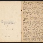 1 Num 971 - Journal de guerre de Marius Riffard., item 18