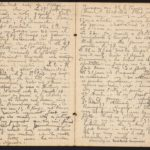 1 Num 971 - Journal de guerre de Marius Riffard., item 20