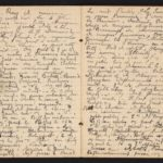 1 Num 971 - Journal de guerre de Marius Riffard., item 22