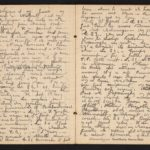 1 Num 971 - Journal de guerre de Marius Riffard., item 23