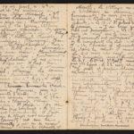 1 Num 971 - Journal de guerre de Marius Riffard., item 27
