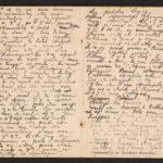 1 Num 971 - Journal de guerre de Marius Riffard., item 30
