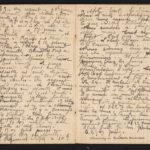 1 Num 971 - Journal de guerre de Marius Riffard., item 33