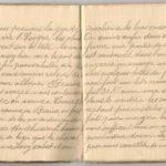 1 Num 1033 - Journal de guerre de Louis Bastet, item 3