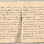 1 Num 1033 - Journal de guerre de Louis Bastet, item 4