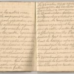 1 Num 1033 - Journal de guerre de Louis Bastet, item 5