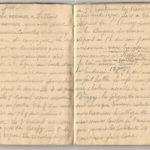 1 Num 1033 - Journal de guerre de Louis Bastet, item 15