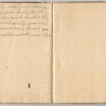 1 Num 1033 - Journal de guerre de Louis Bastet, item 20