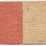 1 Num 1033 - Journal de guerre de Louis Bastet, item 21