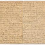 1 Num 1033 - Journal de guerre de Louis Bastet, item 22