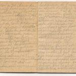 1 Num 1033 - Journal de guerre de Louis Bastet, item 23