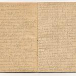 1 Num 1033 - Journal de guerre de Louis Bastet, item 24