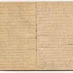 1 Num 1033 - Journal de guerre de Louis Bastet, item 25