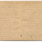 1 Num 1033 - Journal de guerre de Louis Bastet, item 27