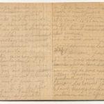 1 Num 1033 - Journal de guerre de Louis Bastet, item 29