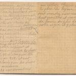 1 Num 1033 - Journal de guerre de Louis Bastet, item 31