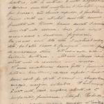 Lettere del capitano Vittorio Bellipanni alla famiglia, item 3