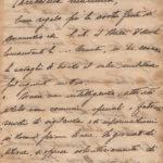 Lettere del capitano Vittorio Bellipanni alla famiglia, item 15