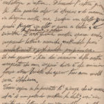 Lettere del sergente Giuseppe Budillon al padre, item 2
