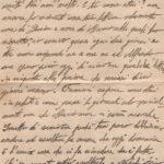 Lettere del sergente Giuseppe Budillon al padre, item 3