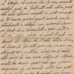 Lettere del sergente Giuseppe Budillon al padre, item 6