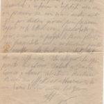 Lettere del sergente Giuseppe Budillon al padre, item 7
