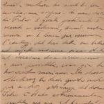 Lettere del sottotenente Giovanni Dusmet al fratello Alfredo Dusmet