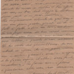 Lettere del sottotenente Giovanni Dusmet al fratello Alfredo Dusmet, item 14