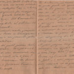Lettere del sottotenente Giovanni Dusmet al fratello Alfredo Dusmet, item 15