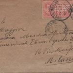 Lettere del sottotenente Giovanni Dusmet al fratello Alfredo Dusmet, item 17