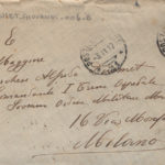 Lettere del sottotenente Giovanni Dusmet al fratello Alfredo Dusmet, item 26